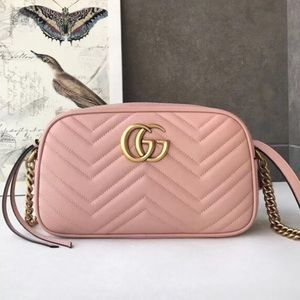 Gucci GG marmont camera crossbody bag pk